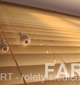 Żaluzje drewniane 510